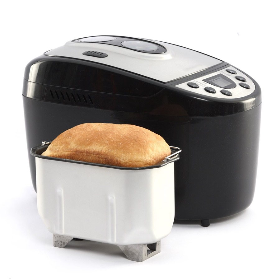How Can Owning a Bread Maker Improve Your Life Picture