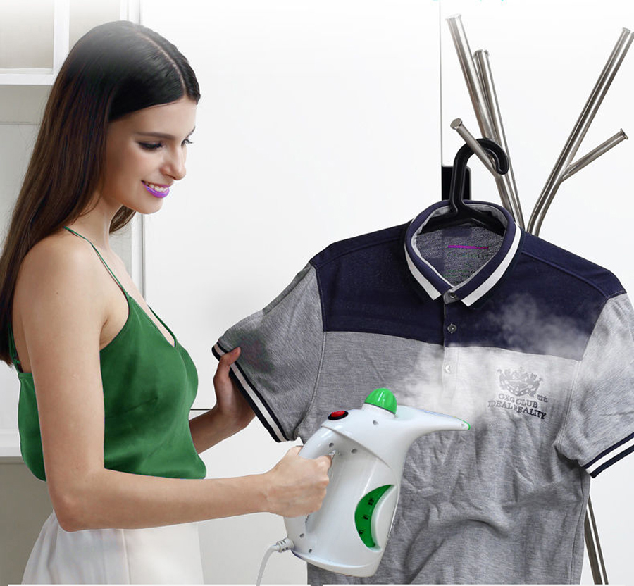 5 Tips on How to Make the Most of Your Clothes Steamer Picture
