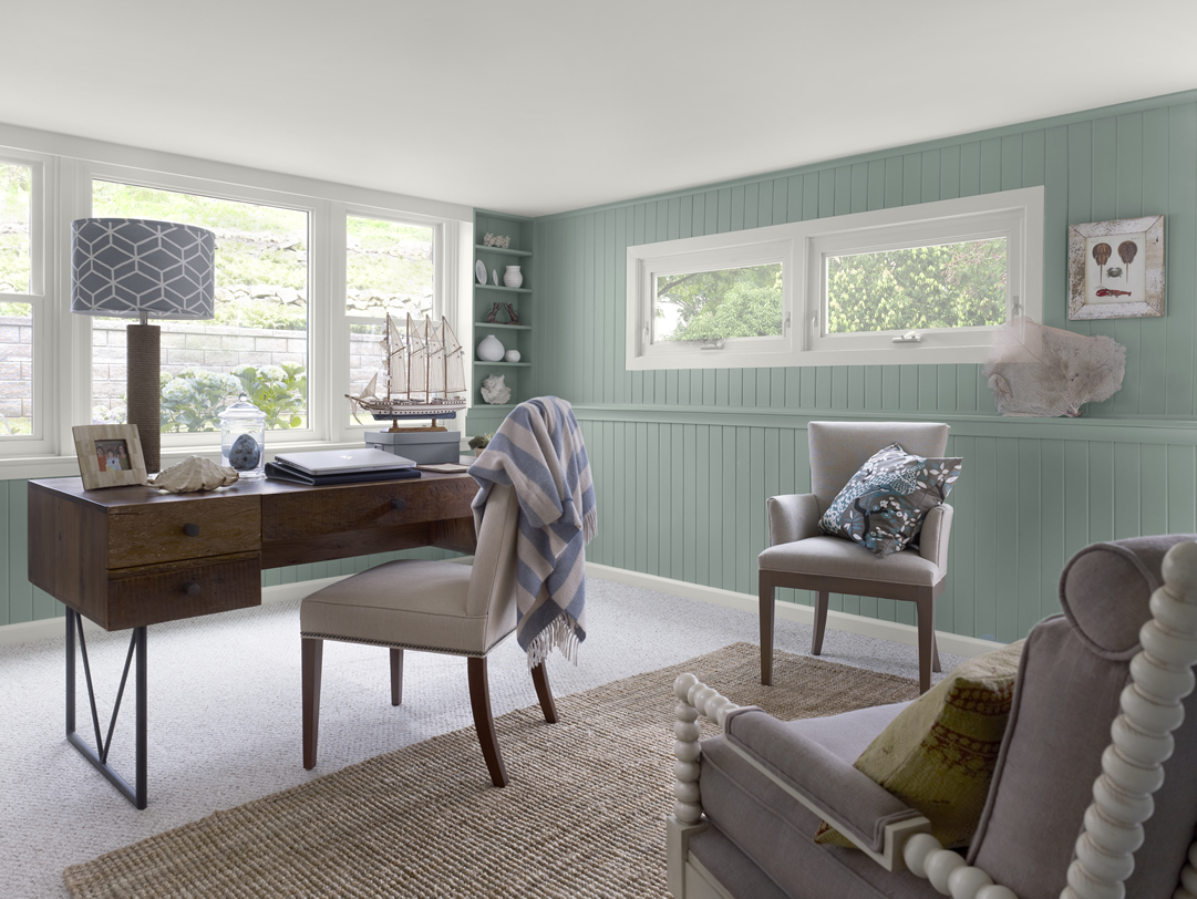 what are the latest paint colour trends for interior