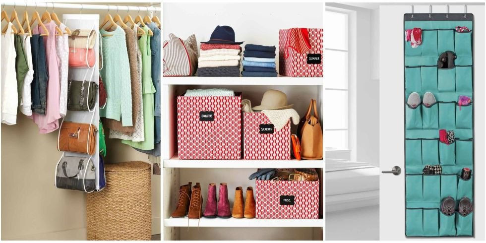 Organizing your closet in a few easy steps