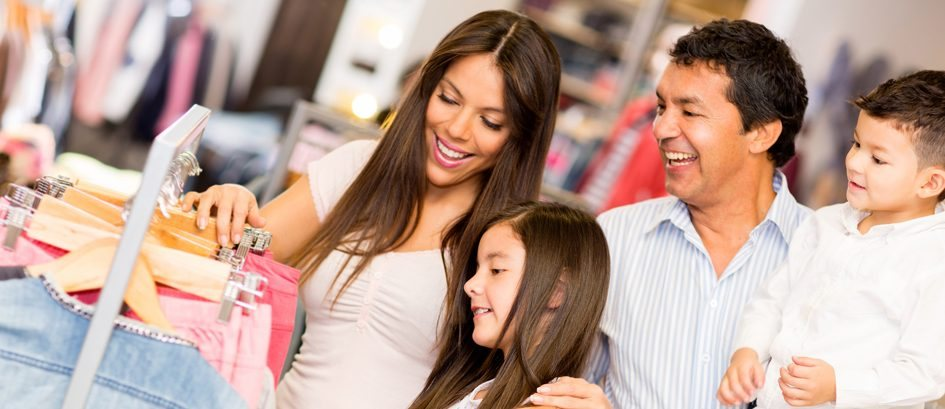 Buying quality and fashionable shoes for the whole family